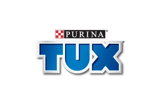 PURINA TUX Logo 540 x 360px